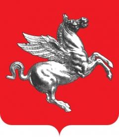 Герб итальянской провинции Тоскана
